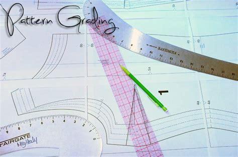 pattern grading manual web seminar pattern grading how to adjust patterns to