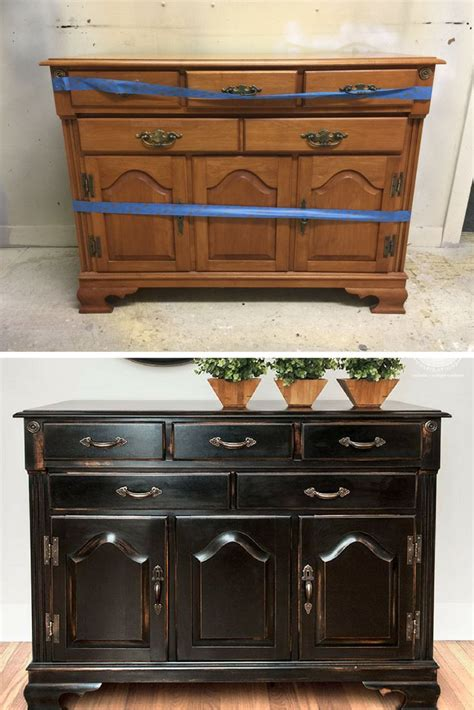 painted bedroom furniture before and after 1000 images about before and after painted furniture on