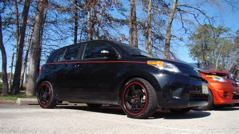 scion xd aftermarket official scion xd w aftermarket wheels tires picture