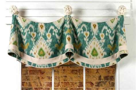 sewing pattern valance claudine curtain valance sewing pattern pate meadows