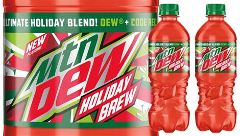 mountain dew launches new brew for 2017 season chew boom