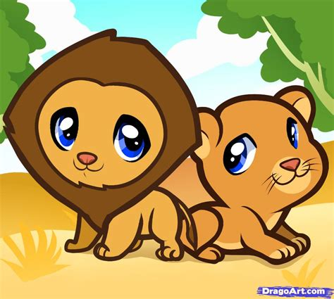 videos for kids 1 how to draw lions for kids step by step animals for kids