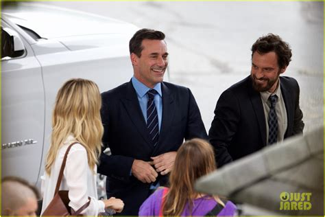 photo tags jon hamm isla fisher ed helms more begin filming new comedy tag photo 3937032