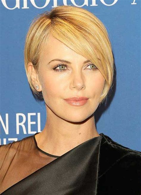 pictures of haircuts cut straught around shorter in back 20 short straight hairstyles 2013 2014 short