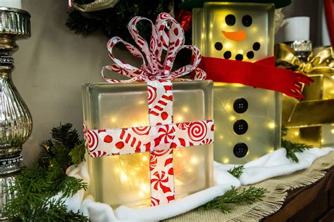 glass christmas light box how to diy lighted glass box snowman hallmark channel