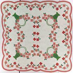 pattern energy sarah webster marie daugherty webster american 1859 1956 applique