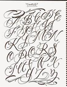tattoo lettering free tattoo pictures
