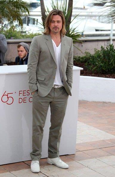 Brad Pitt Wardrobe by Analyse De Style N 176 22 Brad Pitt 2 Point De Style