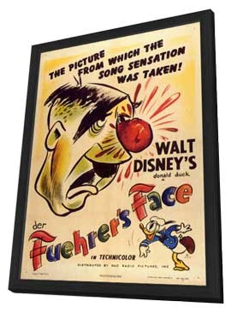 der fuehrer face 1943 full movie der fuehrer s face movie posters from movie poster shop