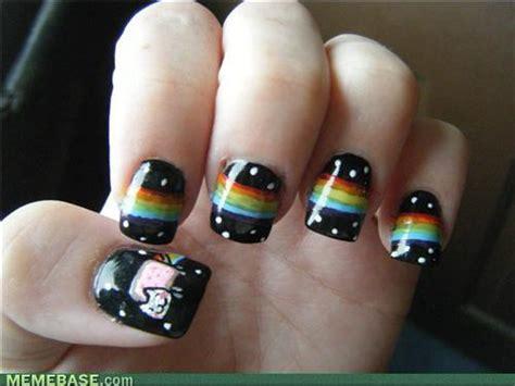 Meme Nails - image 171873 nyan cat pop tart cat know your meme