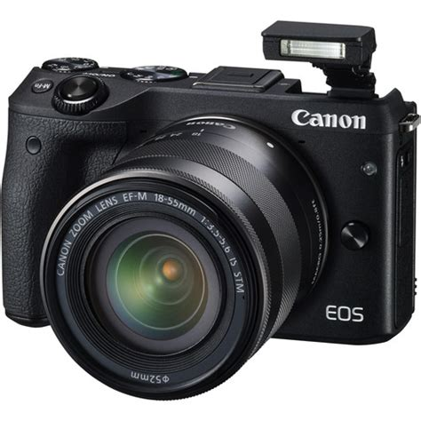 Canon Eos M3 Price canon eos m3 mirrorless digital with 18 55mm lens