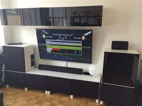 ikea hack besta tv 112 best images about ideas for the house on pinterest