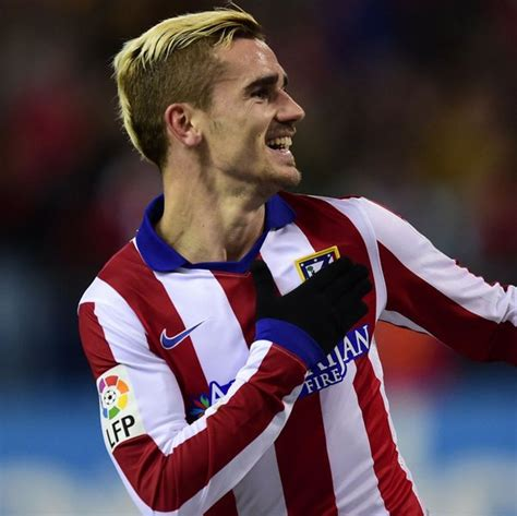 Antoine Griezmann Hairstyle 2015 by Antoine Griezmann Haircut From Year To Year