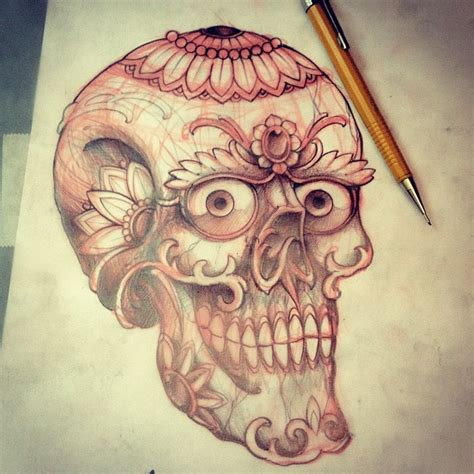tibetan skull tattoo designs 52 tibetan skull tattoos ideas