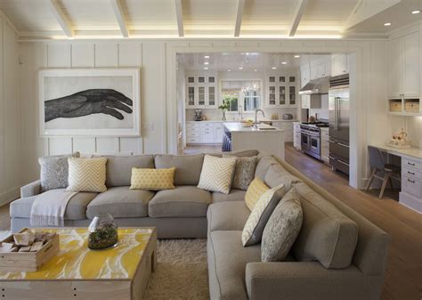 pictures of family rooms with sectionals modern farmhouse family room 2 love the woodwork and