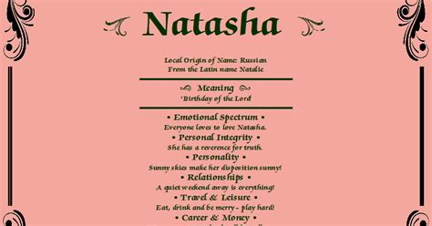 behind meaning natasha meaning of name