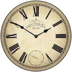 Hamilton wall clock the big clock store