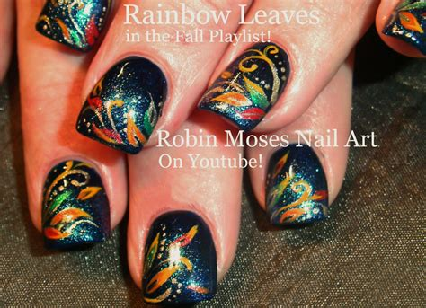 Fall Nail Designs Pictures
