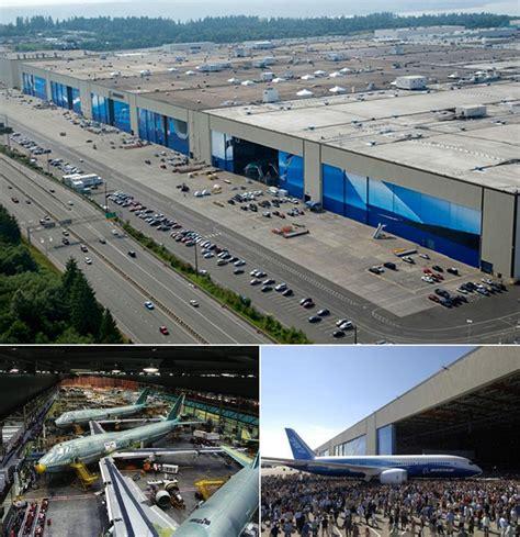 awe inspiring aircraft hangars