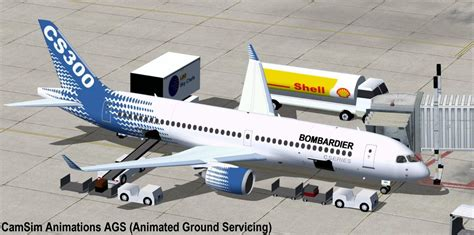 Ags Vc Ammi Top bombardier house colors cseries cs300 for fsx