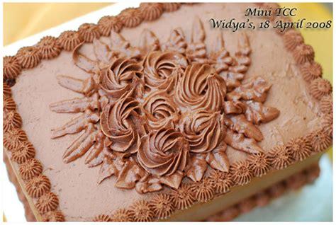 Ck Mini Bordir widya s project mini cake
