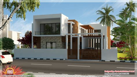 contemporary home designs beautiful contemporary home designs kerala home design