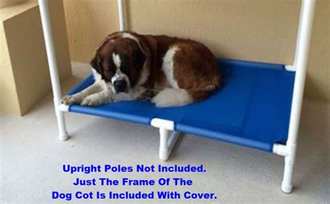 pvc pipe dog bed heavy duty extra large dog bed 1 1 2 pvc pipe 1