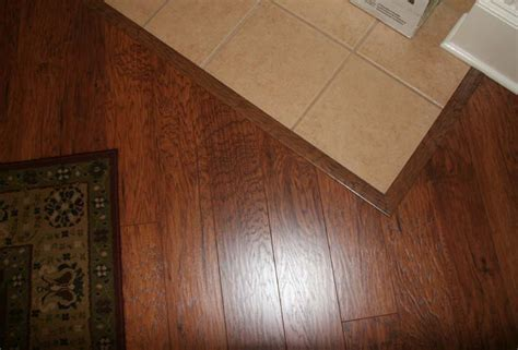 Smooth Laminate To Tile Transition   Home Design Ideas