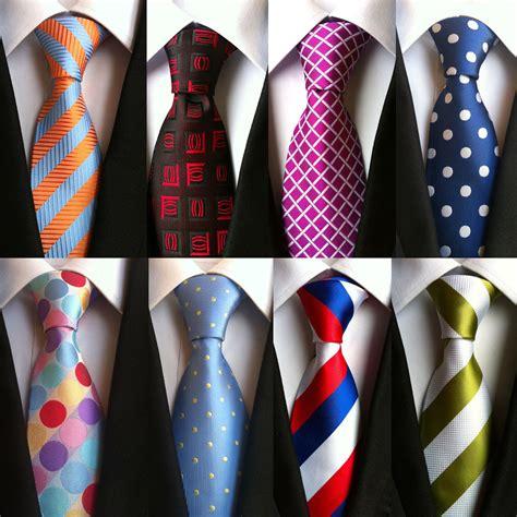 s jacquard woven necktie classic 100 silk ties