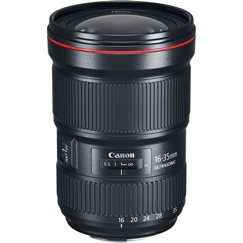 Canon Ef 16 35mm F2 8 L Iii Usm canon ef 16 35mm f 2 8l iii usm lens 0573c002 b h photo