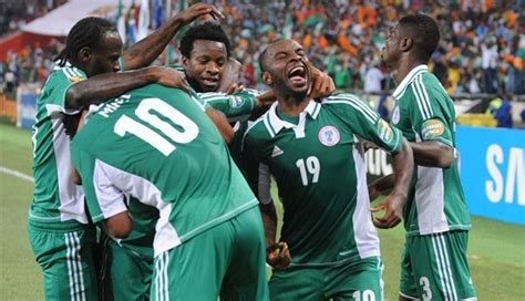Mba Davao Eagles Players by Nigeria S Time Has Come Vs Argentina Africa Football Shop