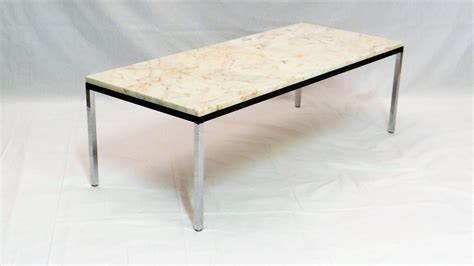 knoll table belgian marble coffee table by florence knoll for knoll