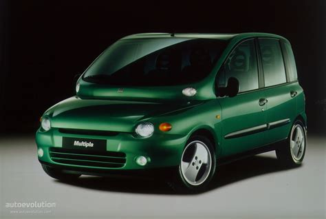 Exterior Home Design Gallery by Fiat Multipla Specs 1998 1999 2000 2001 2002 2003