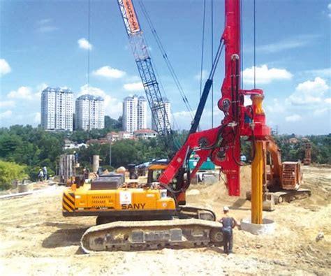Alat Bor Tanah jasa pemancangan pt bumi indonesia jasa layanan