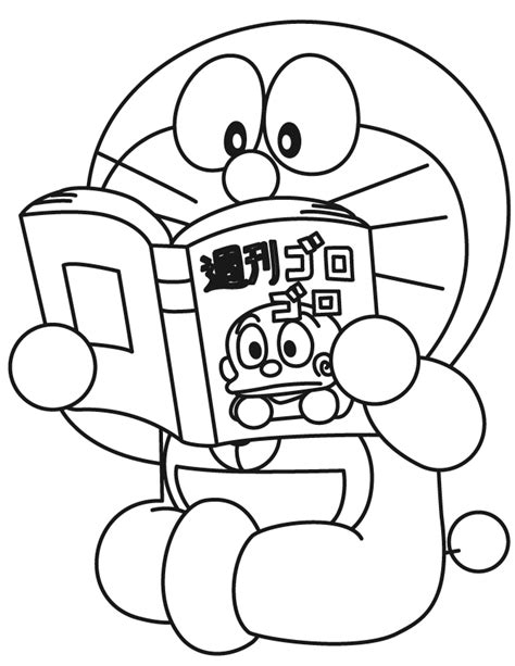 free coloring page doraemon school book images cliparts co