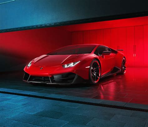 Lamborghini Conversion Novitec Convert The Lamborghini Huracan Rwd With All New
