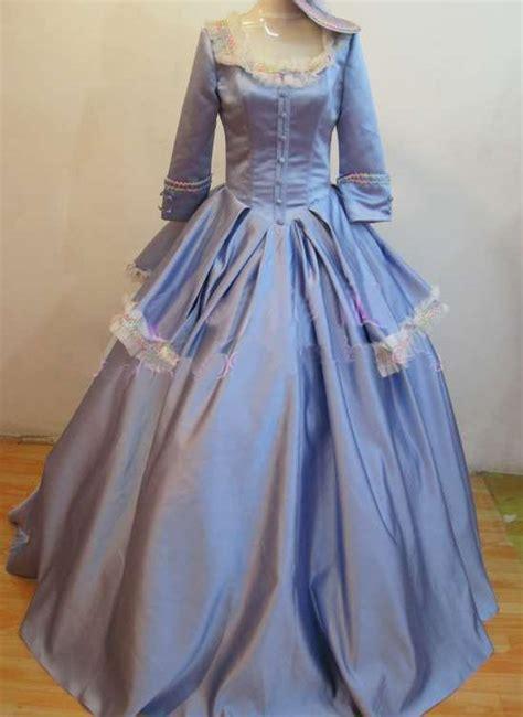 light blue medieval dress renaissance lace gown queen