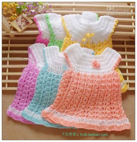 Handmade Baby Dresses - great handmade baby clothes 2015