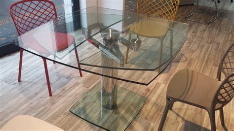 pozzoli tavoli e sedie pozzoli tavolo advance allungabile vetro tavoli a prezzi