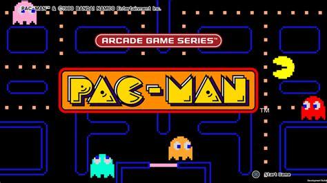 namco console bandai namco les classiques arcade ressuscitent sur pc