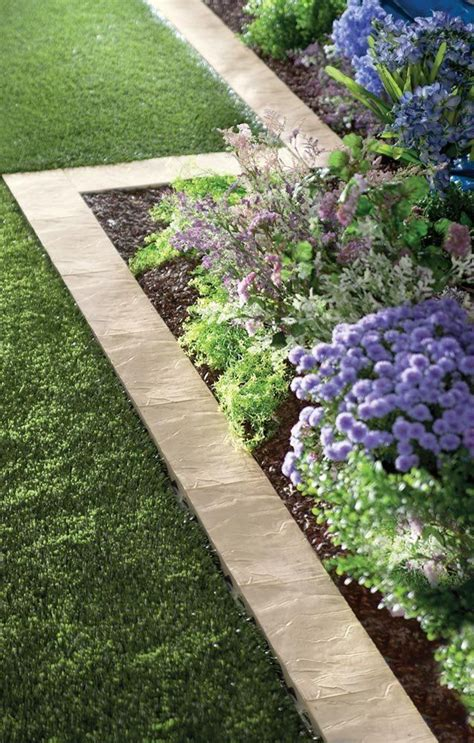 Flower Garden Edging Ideas Garden Border Edging Best 25 Garden Borders Ideas On