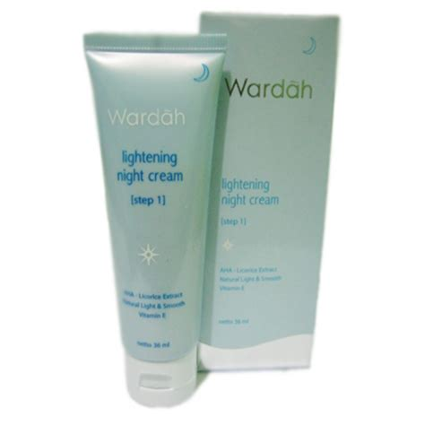 Harga Wardah White Secret 20 Ml lightening besar step 1 jual kosmetik