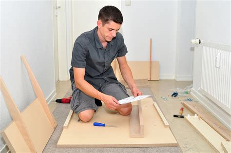 we put together rta flatpack ikea furniture for you