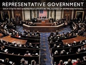 Representative Gov Democratic Values By Christian13