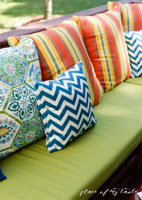Colorful Pillows For Colorful Sew Pillow Covers And Giveaway Place Of My Taste