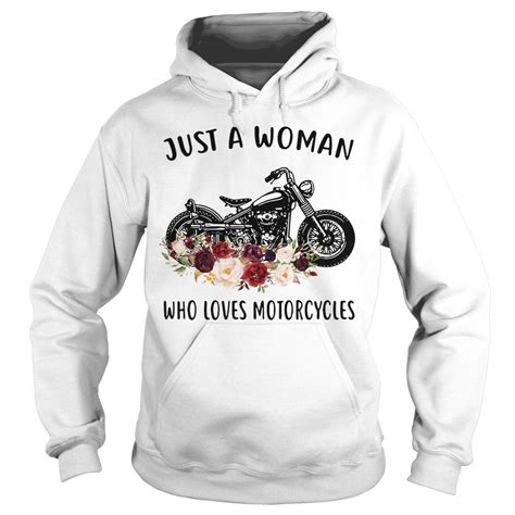 Hoodie Jumper Choppers just a who motorcycles shirt hoodie sweater