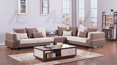 modern microfiber sectional sofa brown microfiber sectional sofa ae38 fabric sectional sofas