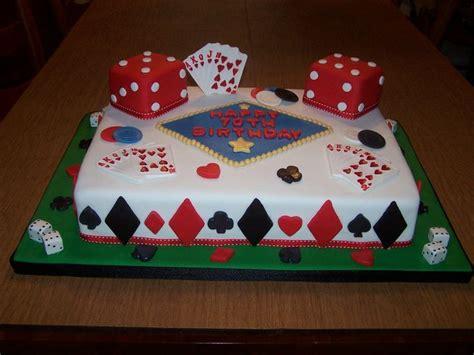 casino cake ideas casino themed cakes part 2 - Casino Themed Cake Decorations
