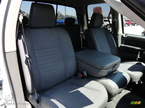 2008 Dodge Ram 1500 Interior by Medium Slate Gray Interior 2008 Dodge Ram 1500 Big Horn