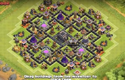 th8 base layout th 11 update th5 to th11 farm trophy war base layouts for 2016